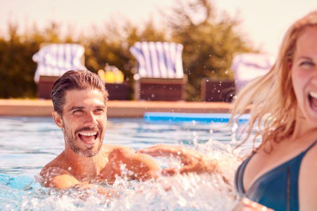 casa vacanza con piscina ad ascoli piceno